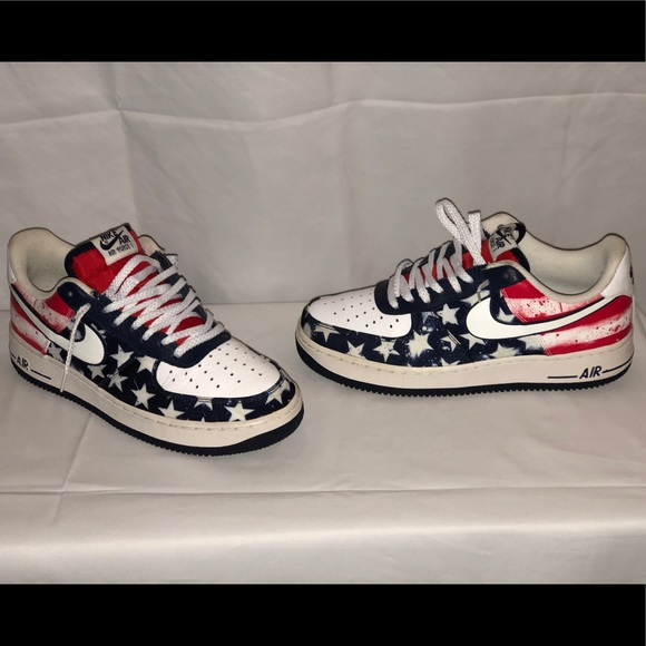 Nike Other - Make America great again Nike Air Force 1. Size 7